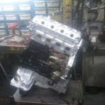 2.5 DCI Engine
