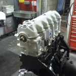 Vw Crafter 2.5 crdi Engine