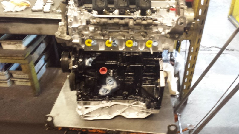 Nissan X Trail 2 0 Dci Engine For Sale Nissan Engine Code M9r