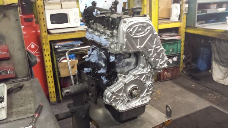 Hyundai I800 2 5 CRDI Engine for Sale - Engine Code D4CB
