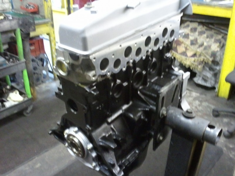Mitsubishi L200 2 5 TD Engine for Sale, Engine Code: 4D56