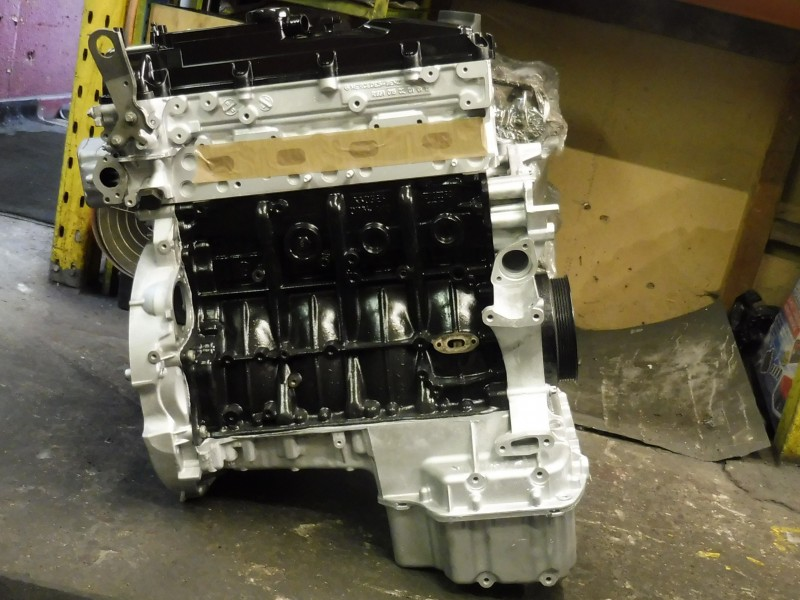 Mercedes Sprinter 2 1 Cdi Engine Engine Code 651 Type