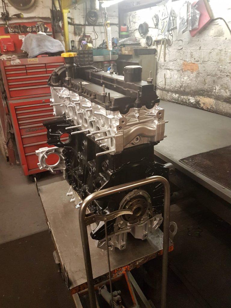 2016 Jeep Wrangler Diesel >> Jeep Wrangler 2.8 CRD ENS 2007 - 2016 - Hayes Engines 4x4 LTD
